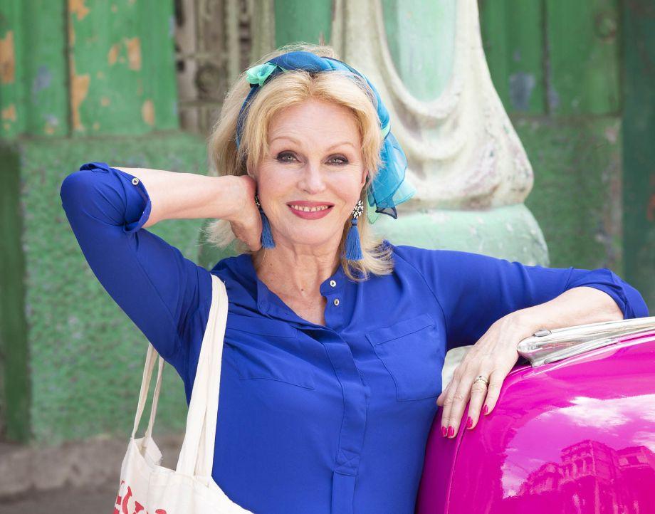 TV tonight Joanna Lumley's Hidden Caribbean
