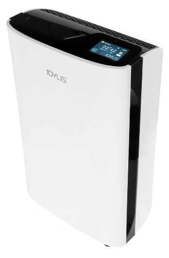 Idylis AC-2118 HEPA-Filter Air Purifier Review - Pros, Cons