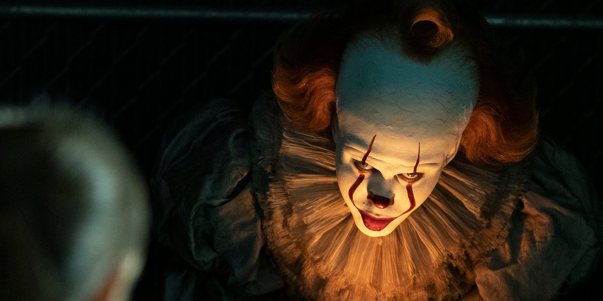 Pennywise in Chapter Two