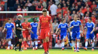 Steven Gerrard slip Chelsea 2014