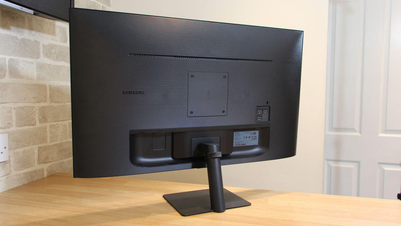 Monitor Backside