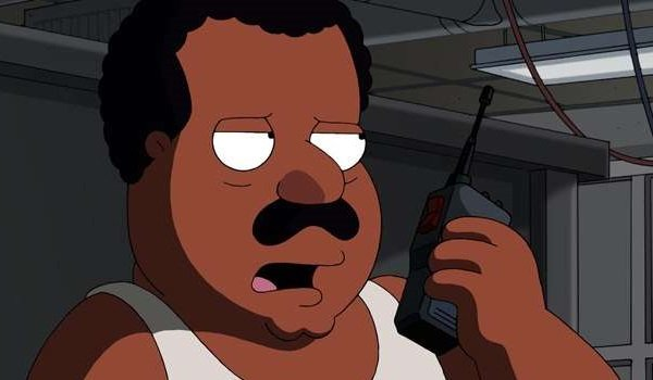 Cleveland Brown The Cleveland Show