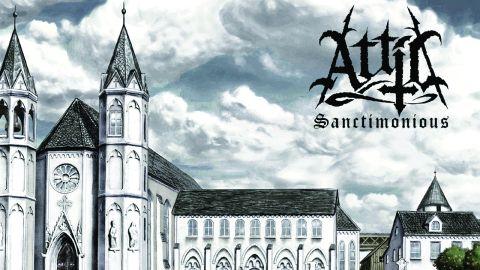 Cover art for Attic - Sanctimonious album