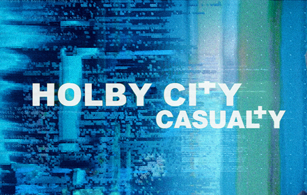 Holby City Casualty crossover logo