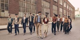 First West Side Story Images Show Ansel Elgort In Steven Spielberg's Remake