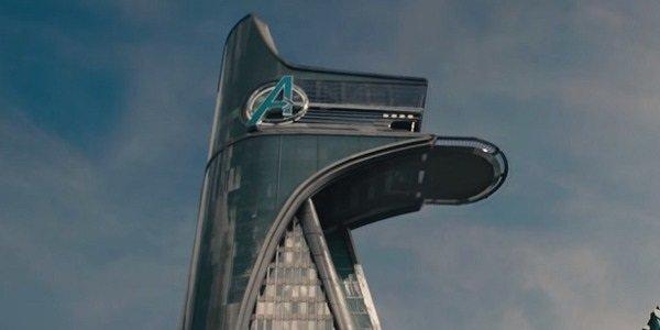 Avengers Tower The Avengers Marvel