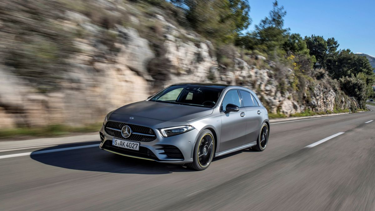 Mercedes-Benz A-Class: how all cars should behave | TechRadar