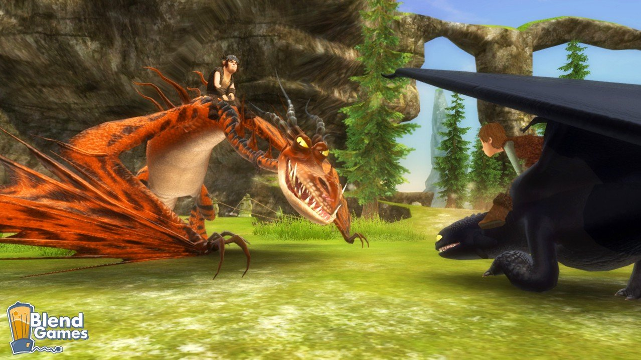 How to train your dragon movie game announced gamers can look for how to train your dragon to hit store shelves for the xbox 360 ps3 wii and ds in march for more info be sure to visit the official ccuart Choice Image
