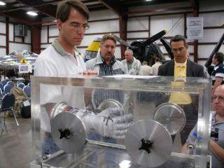Homemade Space Glove Wins NASA Contest