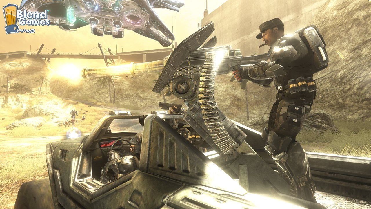 Halo 3: ODST Pre-Order Bonus And Screenshots #8202