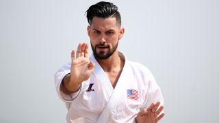 How to watch karate at Tokyo Olympics: Ariel Torres of Team USA