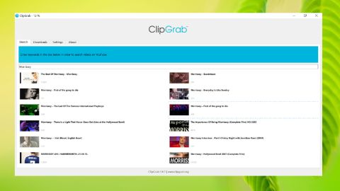 Clipgrab review and where to download techradar todo alt text ccuart Gallery