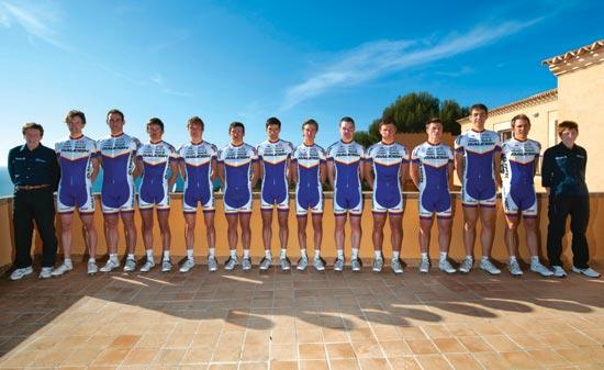 Team Raleigh 2011