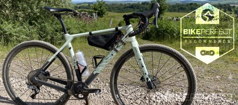 Canyon Grizl CF SL 8 gravel bike