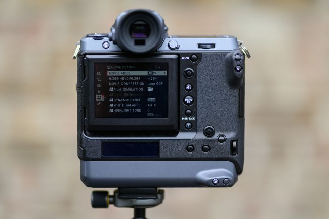 Features Of Fujifilm GFX 100 Cam Technology