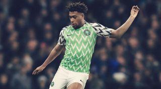 Nigeria shirt Nike