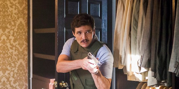 Pedro Pascal in Narcos Season 3