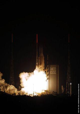 Ariane 5 Rocket Successfully Orbits Satellite Pair