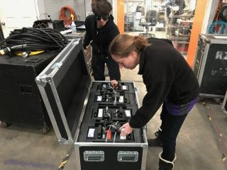 RZI Lighting Adds Chain Master Motor Hoists to Rental Inventory