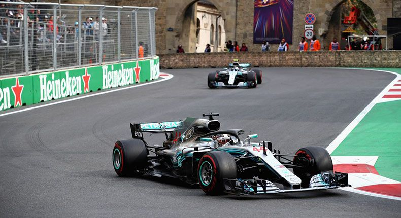 How to watch the 2018 Formula 1 season in Ultra HD 4K – on TV