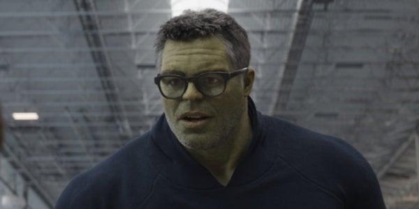 Professor Hulk in Avengers: Endgame