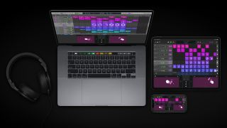 Best audio editing software: Logic Pro
