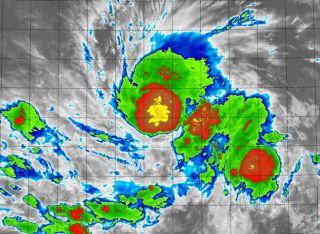 Tropical Storm Vance