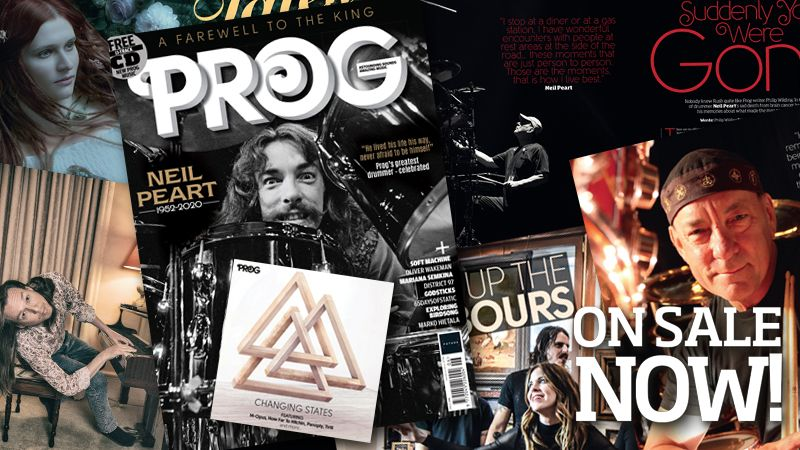 We pay tribute to Rush drummer Neil Peart in the new issue of Prog