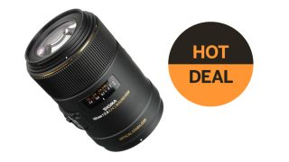 Save $500 on this Sigma macro lens for Nikon – perfect for home photography!