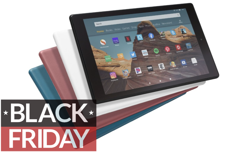 Amazon Fire HD 10 Black Friday Best Buy deals