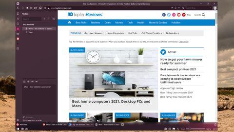 Vivaldi web browser review