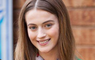 Lily McQueen in Hollyoaks