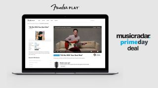 Fender Play Amazon Prime Day deal