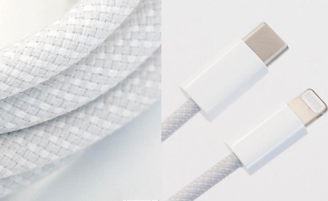 iPhone 12 leak reveals new braided USB-C to Lightning cable   Tom's Guide
