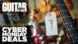 Guitar Center Cyber Monday deals 2019: the latest deals on guitars, amps, effects and more