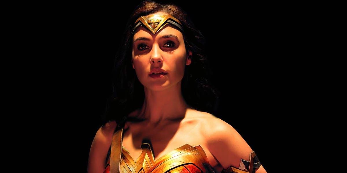 Gal Gadot is Wonder Woman