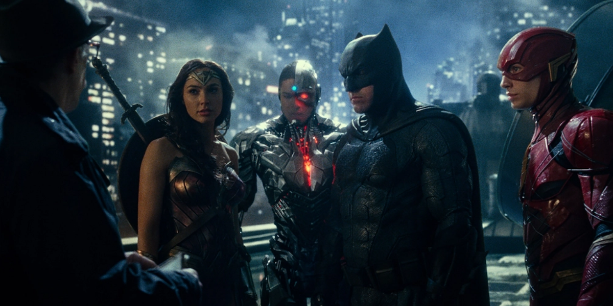 Justice League Crew Member Drops F-Bomb Over The Snyder Cut