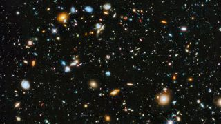 A look at our expanding universe from the Hubble Space Telescope's Ultra Deep Field.