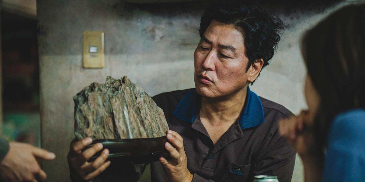 Song Kang-Ho in Parasite
