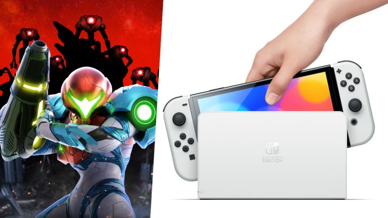Metroid Dread Switch OLED