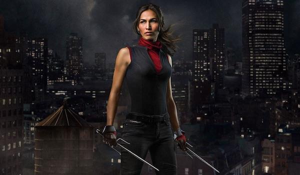 Elodie Yung as Netflix's Elektra