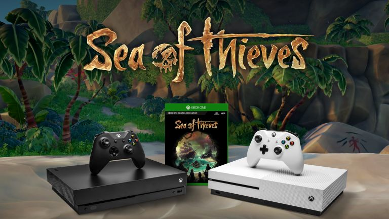 Sea of Thieves free with Xbox One X