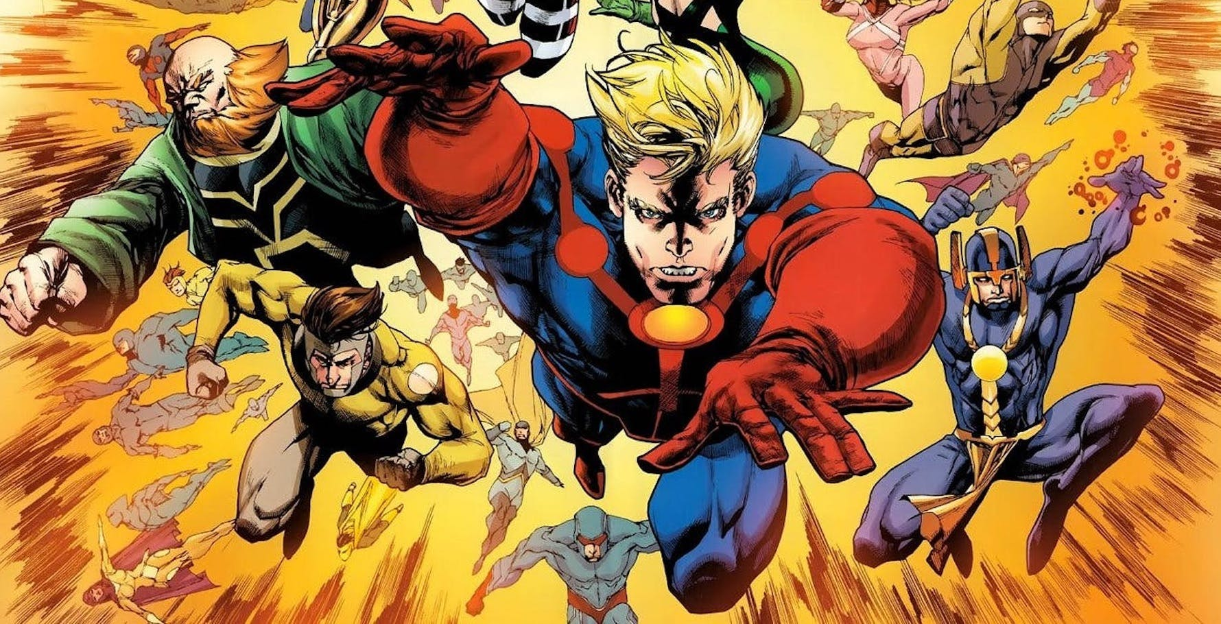 Who are The Eternals and what can the Marvel comic books tell us ...