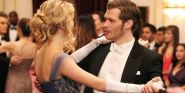 That Time A Vampire Diaries Klaus And Caroline Scene Was Almost Ruined By A Horse