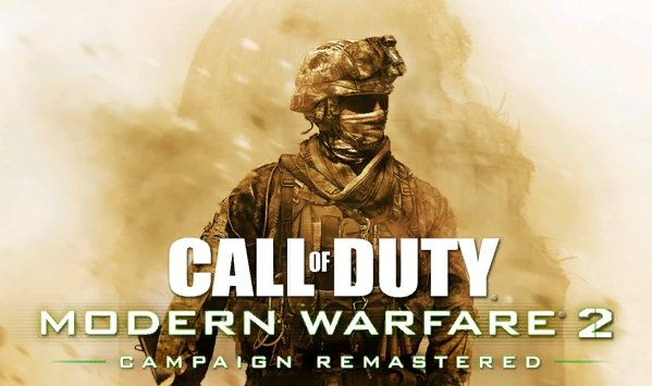 Modern Warfare 2 Remastered art has been unearthed by dataminers