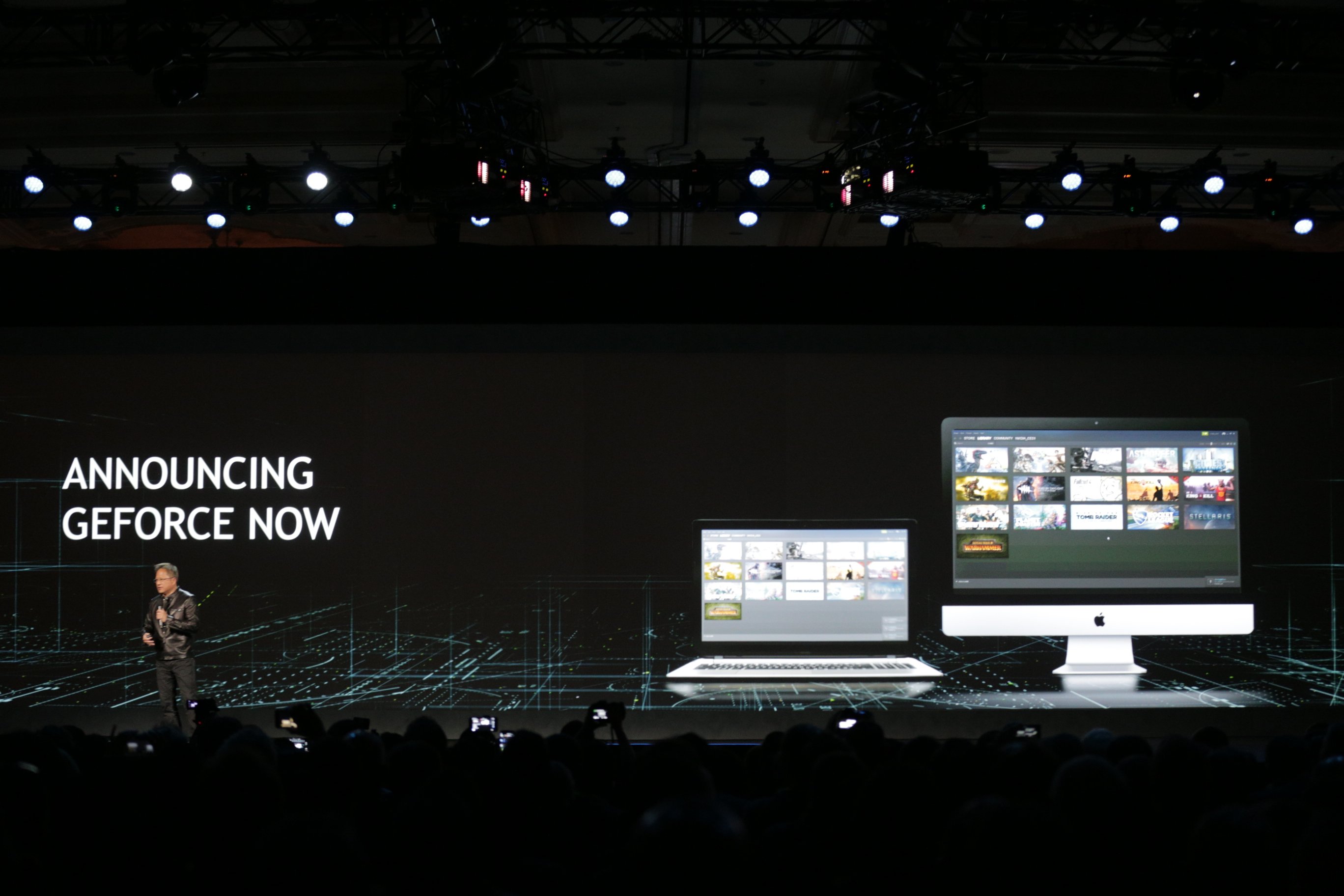 Nvidia's new GeForce Now service will turn any PC into an on-demand gaming machine