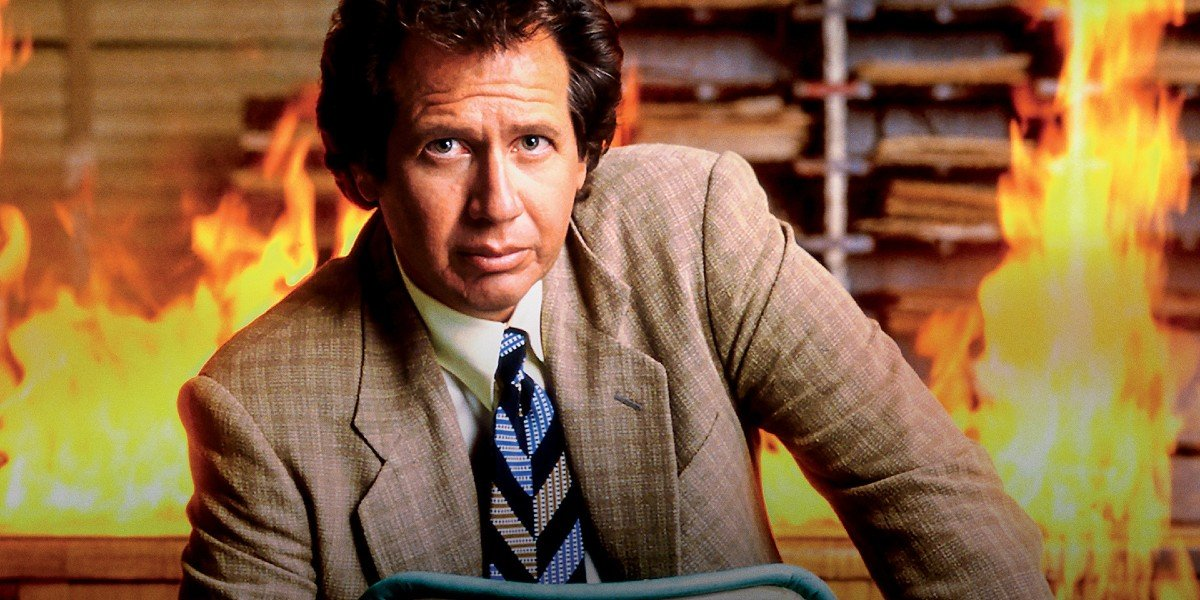 The Poster For HBO's The Zen Diaries of Garry Shandling