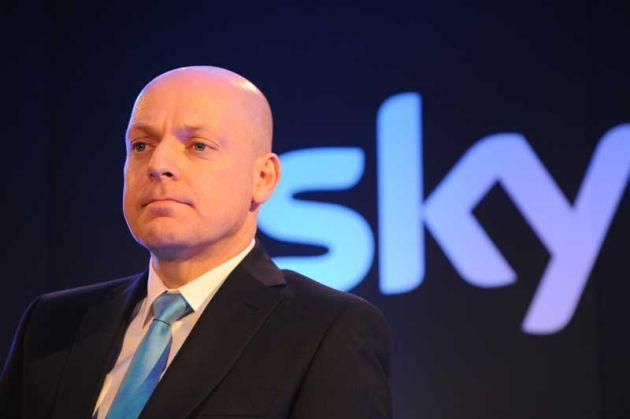 Dave Brailsford Team Sky Team Principal 2010