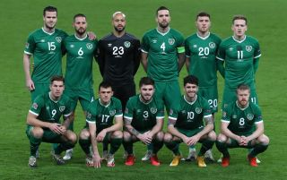 Serbia v Republic of Ireland live stream