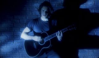 John Mayer in the music video for his new single, 'Shot in the Dark'